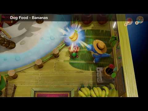 Link's Awakening - Trade Quest (Bananas)