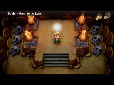 Link's Awakening - Trade Quest (Magnifying Lens)