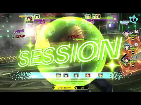 Culprit and Hostage Mirage Fight - Tokyo Mirage Sessions #FE Encore