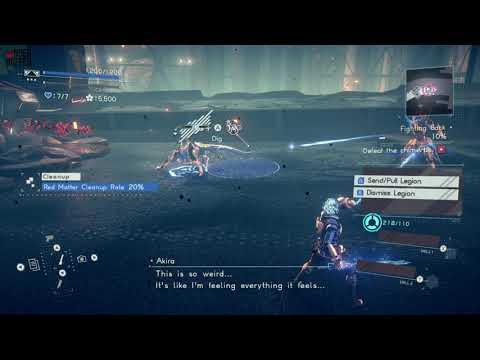 [Astral Chain] File 01 - Buried Item