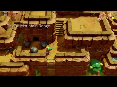 Link's Awakening - Heart Piece (Mt. Tamaranch)