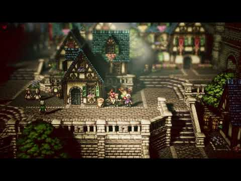 [Octopath Traveler] Fit for a King Side Quest Guide