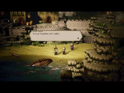 [Octopath Traveler] Left Behind Side Quest Guide
