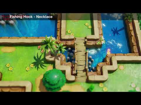 Link's Awakening - Trade Quest (Necklace)