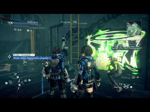 [Astral Chain] File 03 - Photo Order: Major Malfunction