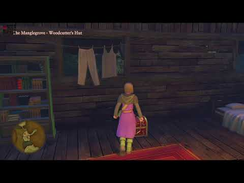 [Dragon Quest XI] Recipe - Economies of Scale
