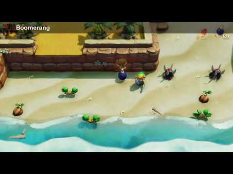 Link's Awakening - Trade Quest (Boomerang)