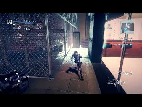 [Astral Chain] File 09 - Toilet Location