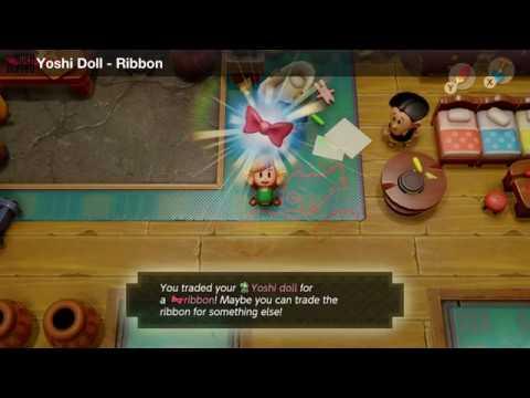Link's Awakening - Trade Quest (Ribbon)
