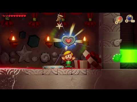 Link's Awakening - Heart Piece (Seashell Mansion)