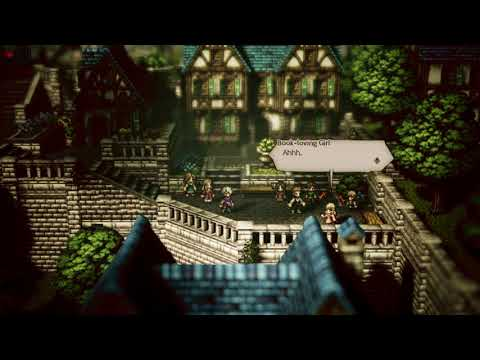 [Octopath Traveler] Theracio's Tutelage (II) Side Quest Guide