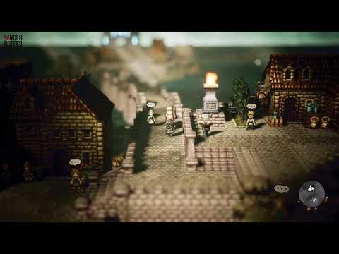 [Octopath Traveler] The Merchants Path Side Quest Guide