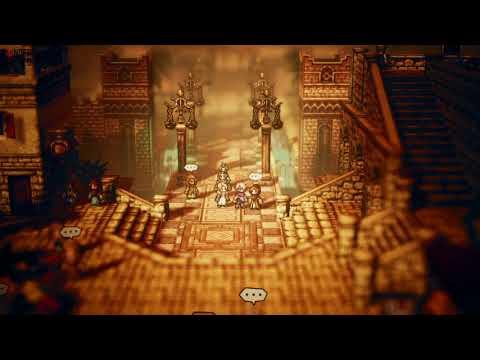[Octopath Traveler] Ria, Born to Roam (III) Side Quest Guide