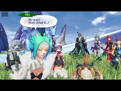 [Xenoblade Chronicles 2] A Phonex Tale Quest Guide (Nim's Affinity Quest)