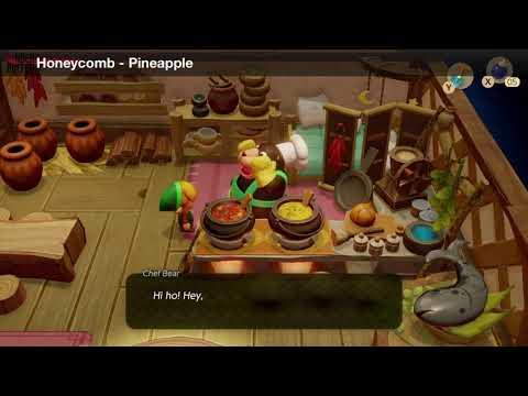 Link's Awakening - Trade Quest (Pineapple)