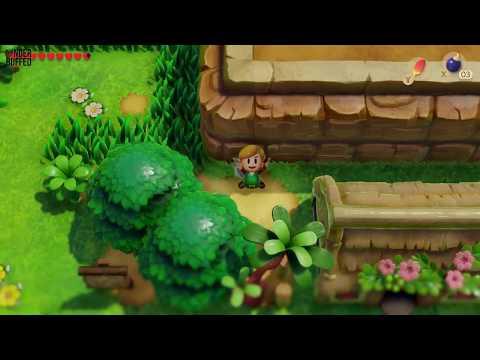 Link's Awakening - Heart Piece (Animal Village)