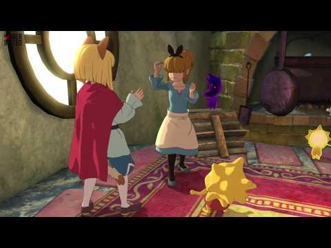 [Ni No Kuni 2] Sidequest #25 - Alice, AKA Mini Martha! (Citizen 33 Alice)