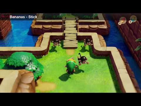 Link's Awakening - Trade Quest (Stick)