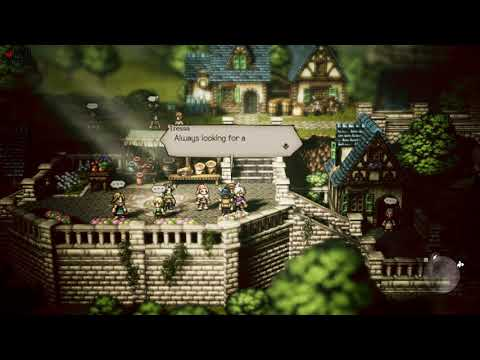 [Octopath Traveler] Never Forget Side Quest Guide