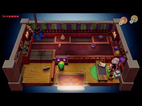 Link's Awakening - Heart Piece (Mabe Village Trendy Game)