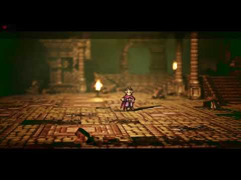 [Octopath Traveler] Looting Grave Robber Side Quest Guide