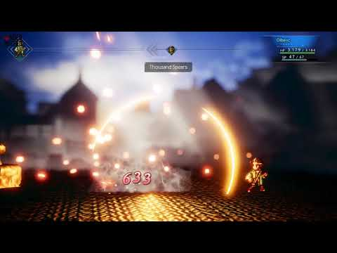 [Octopath Traveler] Up To No Good Side Quest Guide