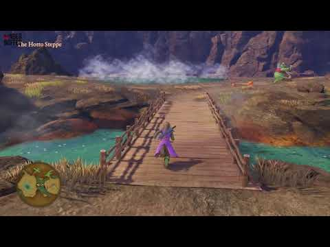 [Dragon Quest XI] Smith and Sparkly Spots Side Quest Guide