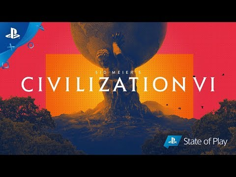 Civilization VI – Announce Trailer | PS4