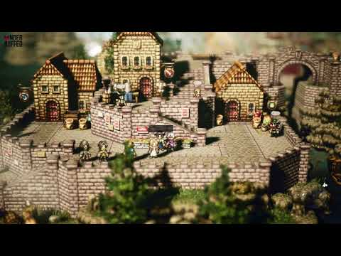 [Octopath Traveler] In Search of Father (II) Side Quest Guide