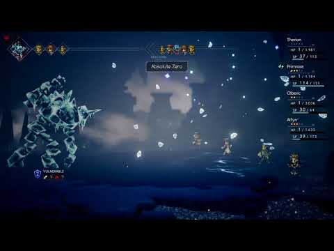 [Octopath Traveler] The Slumbering Giant Side Quest Guide