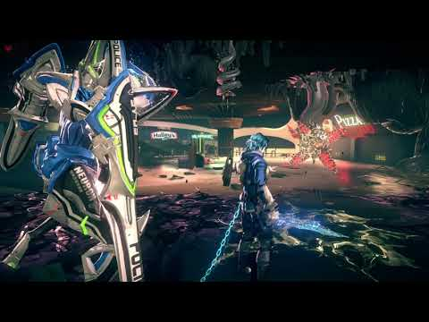 [Astral Chain] File 04 - Photo Order: Get Me Down!
