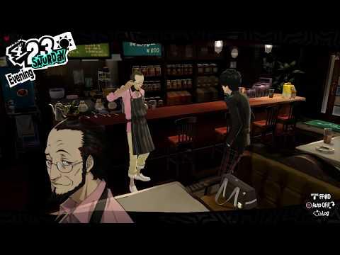Hierophant Confidant Dialogue Guide (Sojiro Sakura) - Persona 5 Royal