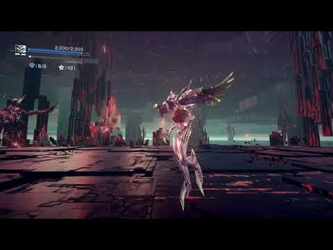 [Astral Chain]File 10 - Cat Location