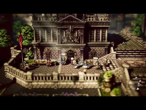 [Octopath Traveler] City of Gold Side Quest Guide
