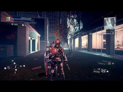 [Astral Chain] File 09 - Cat Location