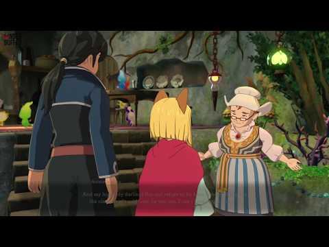 [Ni No Kuni 2] Side Quest 1 - Auntie Martha's Scrubber (Citizen 9 Auntie Martha)