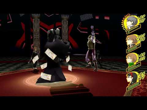 Persona 4 Golden - Quest 5 - Acquire a Demon Statue