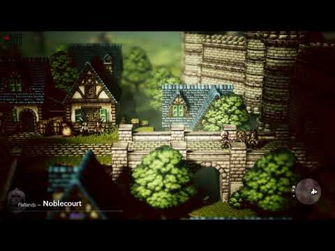 [Octopath Traveler] The Gravekeeper's Grief Side Quest Guide