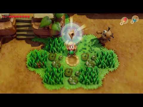 Link's Awakening - Koholint Prairie (Secret Seashell)