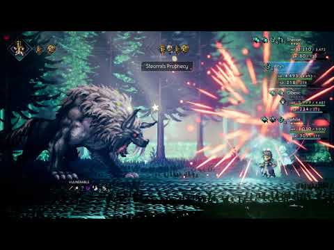 [Octopath Traveler] Scaredy Sheep Side Quest Guide