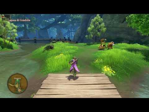 [Dragon Quest XI] Recipe - I ❤ Iron Armour
