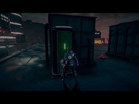 [Astral Chain] File 07 - Toilet Location