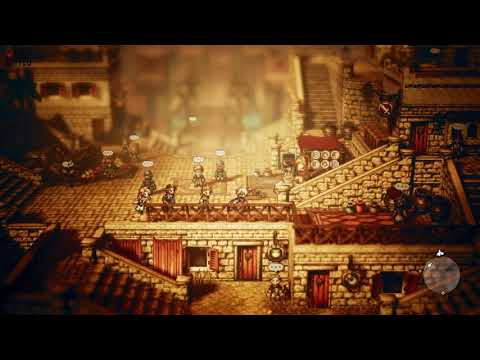 [Octopath Traveler] The Adventures of Ali Side Quest Guide