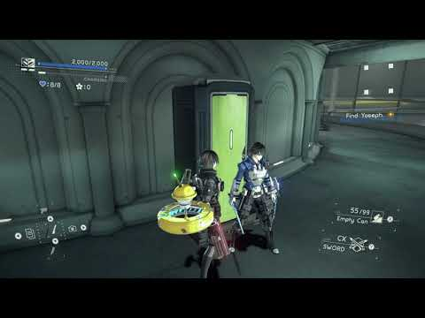 [Astral Chain] File 11 - Toilet Location