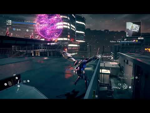 [Astral Chain] File 07 - Cat Location