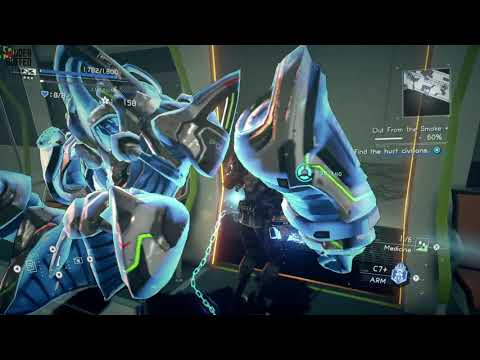 [Astral Chain] File 05 - Cat Location (Feline Friends Order)