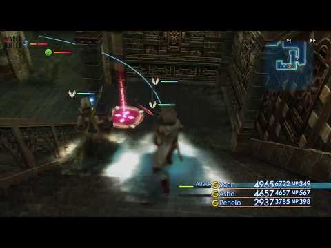 Final Fantasy XII: The Zodiac Age - Faith Magick (Runeweaver Trophy)