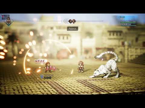 [Octopath Traveler] The Bouncer Side Quest Guide