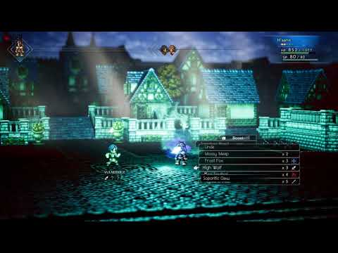 [Octopath Traveler] Theracio's Tutelage (I) Side Quest Guide