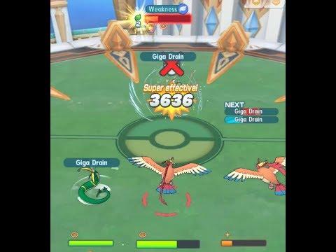 [Pokémon Masters] EX Rosa Very Hard - Easy Farming Strategy
